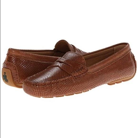20da61d13a2 Lauren Ralph Lauren Shoes - Lauren Ralph Lauren Camila Moccasin Loafer